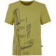 E9 Preserve - Camiseta manga corta Hombre - Oliva